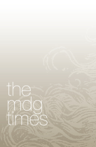 The MDG Times