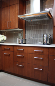 Contemporary Kitchen Victoria BC