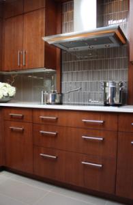 Contemporary Kitchen Victoria BC