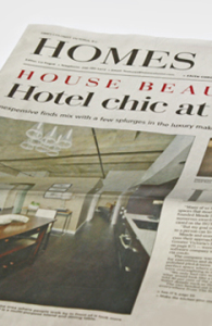 Times Colonist - Hotel Chic