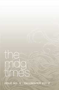 The MDG Times Issue 5