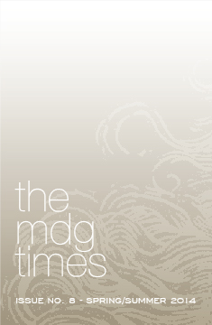 The MDG Times Issue 8