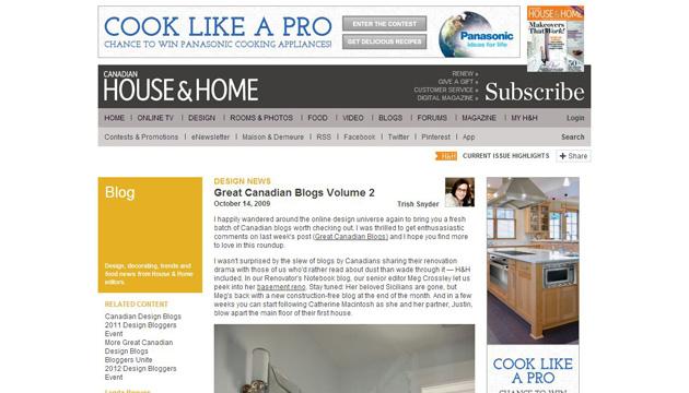 Online - Meade Design Group - Victoria BC