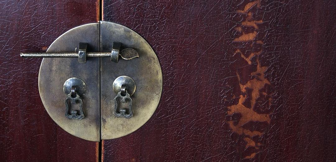 antique latch