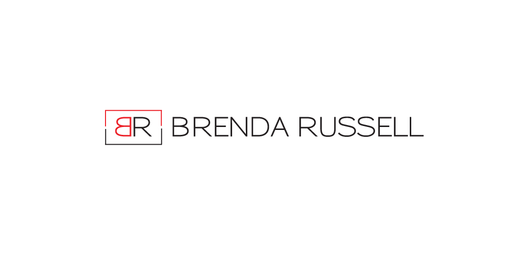Brenda Russell Realtor Logo Design