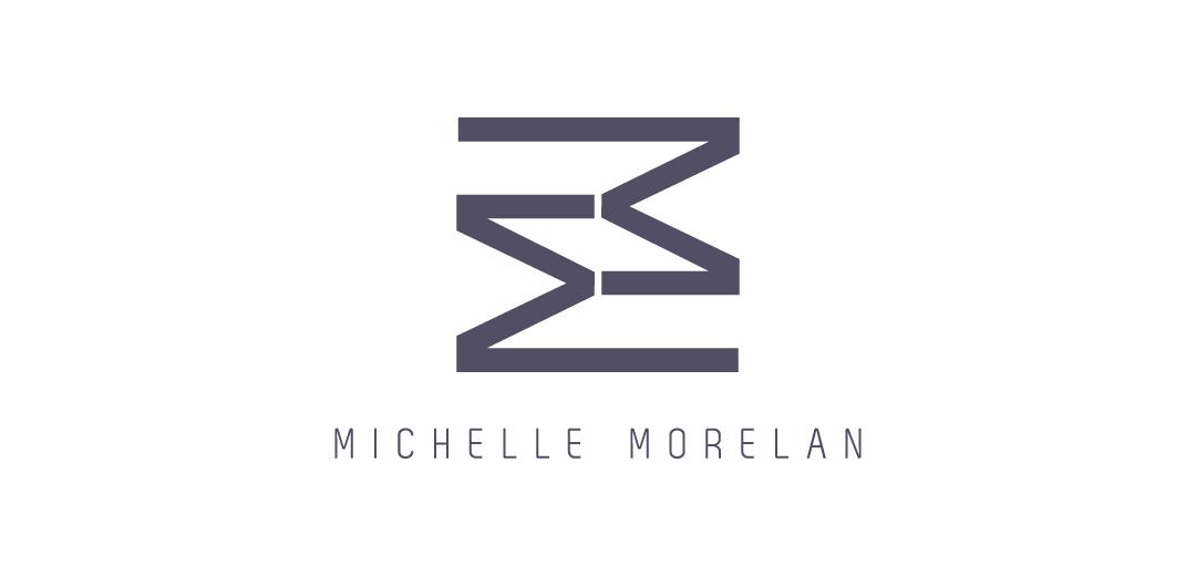 Michelle Morelan Interior Designer Logo Design