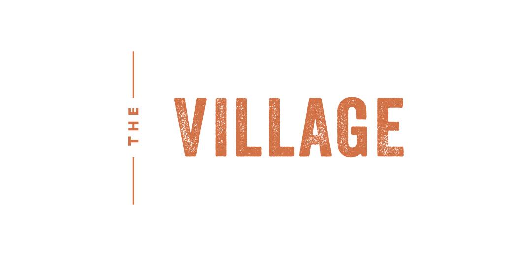 logo colour the village meade design group
