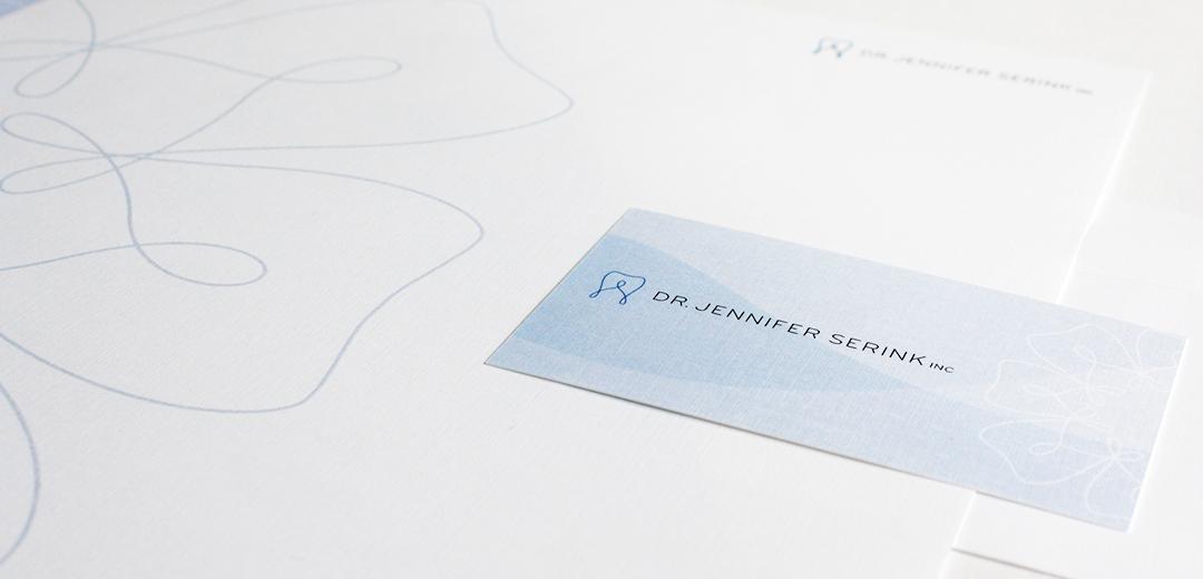 Dr Serink Business Card