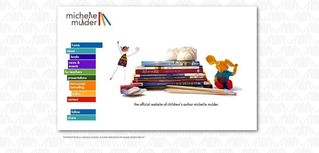 Michelle Mulder Website