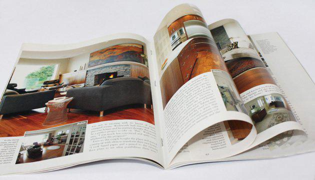 Homes & Cottages: Sleek Retreat