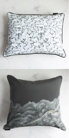Ivan Meade Design Victoria BC Pillows