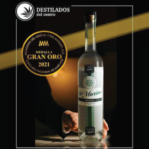 Las Marias Mezcal – Gold Metal Winner for Best Mexican Mezcal